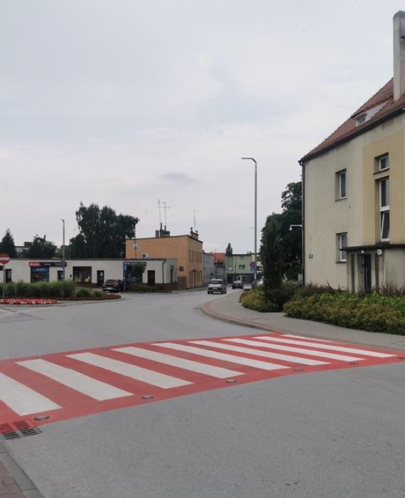 Inteligentne przejścia dla pieszych